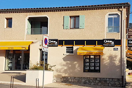 Agence immobilière CENTURY 21 Provence Immobilier, 04300 FORCALQUIER